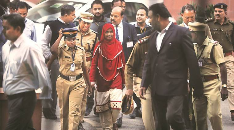Hadiya deposed before the SC that she wants her freedom