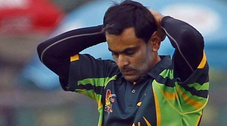 Hafeez suspended for illegal bowling action