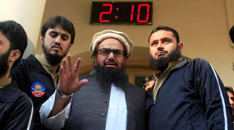 Hafiz saeed, Lahore High Court, Saeed's petition, United Nations, UN, Pakistan news, Indian express news