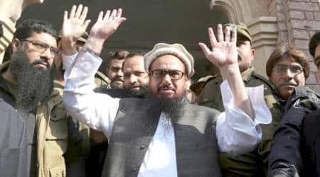 Mumbai terror mastermind Hafiz Saeed writes column for Pakistani newspaper on Kashmir issue