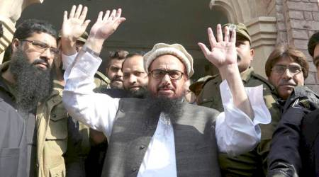 pakistan elections Jammat-ud-Dawah, Jammat-ud-Dawah contesting pakistan general elections, hafiz saeed pakistan elections 2018, indian express news