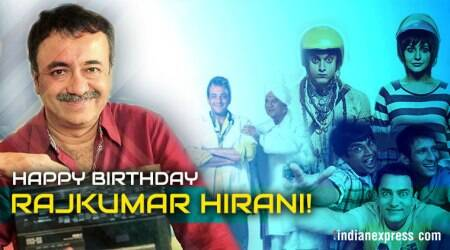 Happy birthday Rajkumar Hirani: The master of delivering social messages with fun films before it became aformula
