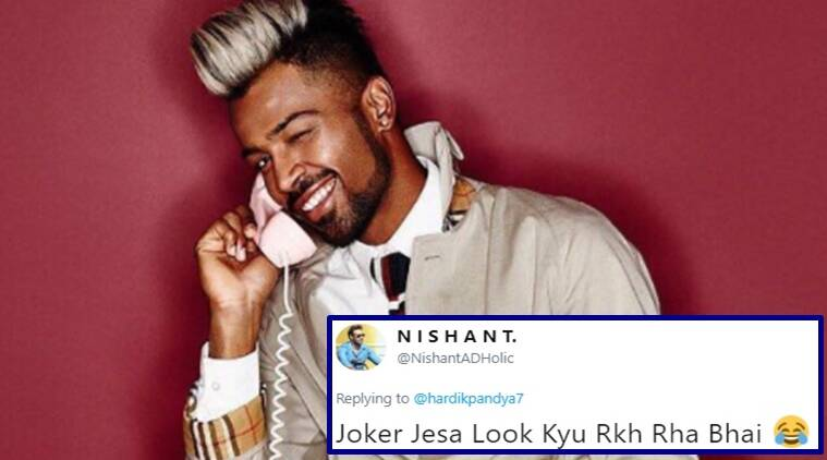 Hardik Pandya Flaunted His New Hairstyle But People Tore It Apart
