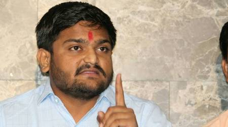 Hardik Patel, Hardik Patel FIR, patidar leader,Hardik Patel roadshow, Ahmedabad police, Gujarat Assembly elections, Gujarat polls, indian express news