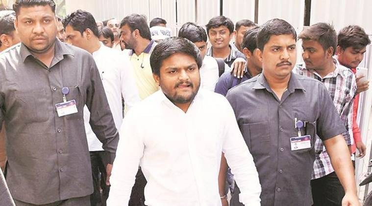 "A Gujarat Congress leader has stoked a controversy with his remarks that Patidar quota agitation spearhead Hardik Patel has the ""DNA of Sardar Patel"""