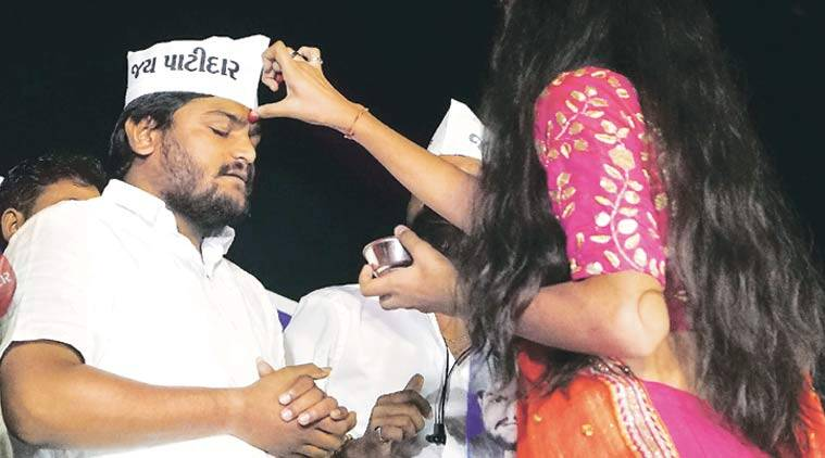 Sex tape is fake says hardik patel