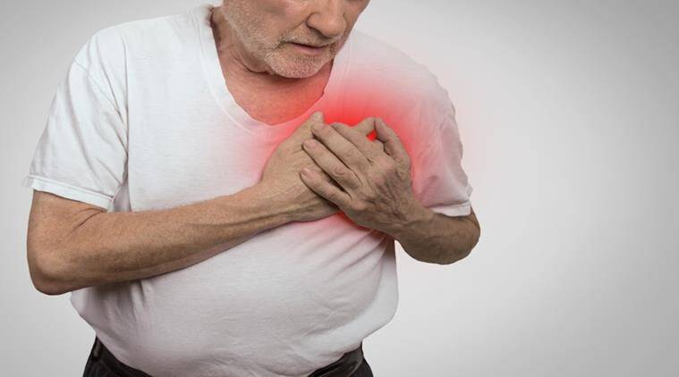 heart disease, old age, heart attack, heart disease in old age, smoking, diabetes, obesity, indian express, indian express news