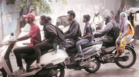 175 helmet-less bikers died this year: Police chief says Pune residents need to introspect