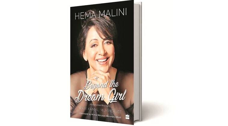Hema Malini, Ram Kamal Mukherjee, Harper Collins, indian express book review, indian express news