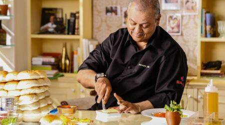 hemant oberoi, chef hemant oberoi, food memoirs with chef hemant oberoi, rishi kapoor, neetu kapoor, barack obama, michelle obama, george w bush, food recipes, indian express, indian express news