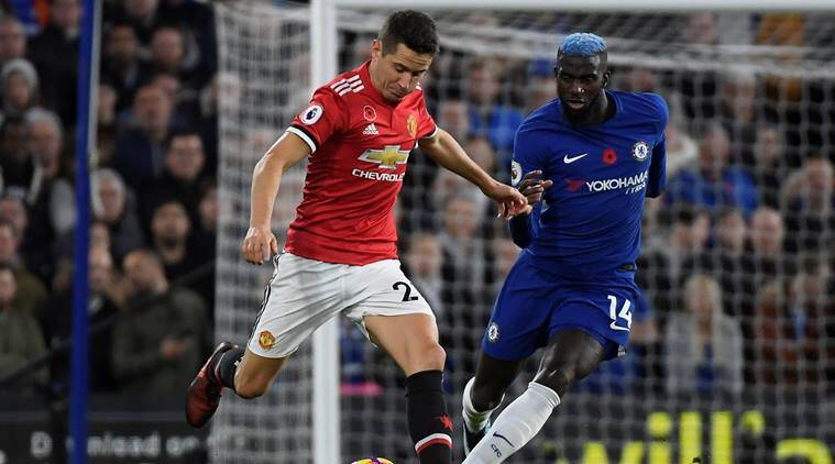 Manchester United lost 1-0 against Chelsea in Premier League