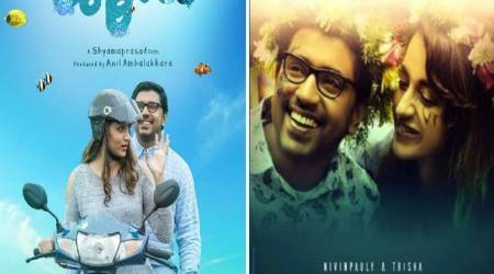 Hey Jude first look: Trisha and Nivin Pauly have a cute rom-com in store