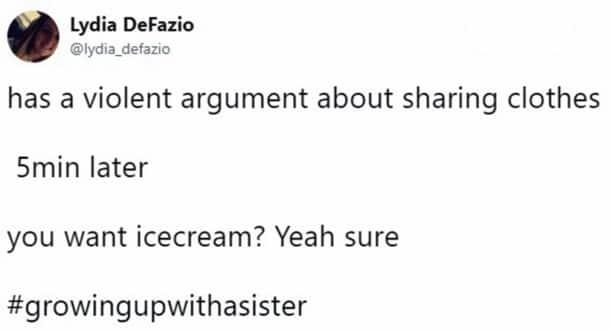 hilarious brother sister tweets, funniest tweets on siblings, funniest tweet collection on siblings, hilarious tweets on brother sister relationship, indian express, indian express news