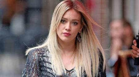 Hilary Duff's house burgled when she was away on a familyvacation