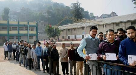 Himachal Pradesh records its highest voter turnout at 74 per cent