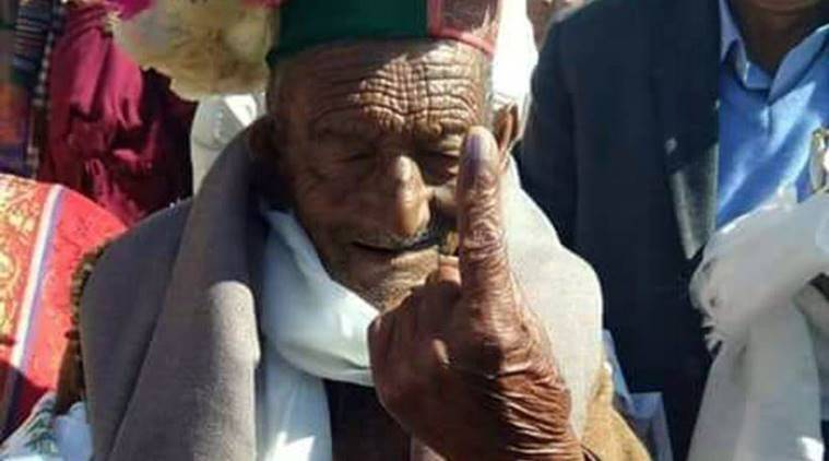 Himachal Pradesh assembly elections 2017: Red carpet laid out for 100-year-old to vote