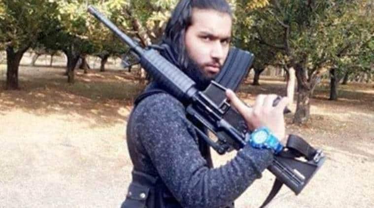 Hizbul Mujahideen, jammu and kashmir, kashmir Hizbul Mujahideen, Hizbul Mujahideen terrorist, Hizbul, Hizbul terrorist,