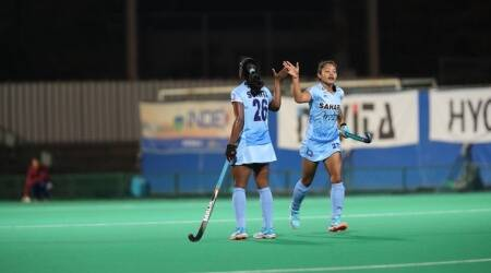 asia cup, india asia cup, women asia cup, india beat china, hockey india, hockey news, sports news, indian express