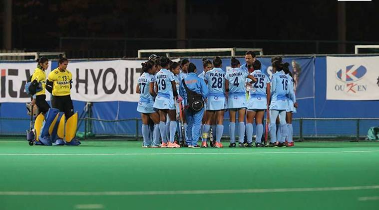 India outplay China to win women's hockey Asia Cup title
