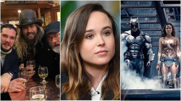 hollywood news, top hollywood news, justice league review, justice league early reviews, justice league early reactions, george takei, george takei sexual assault allegation, ellen page, brett ratner, ellen page brett ratner, kenneth branagh, murder on the orient express, leonardo dicaprio, leonardo dicaprio age, leonardo dicaprio happy birthday, entertainment news, indian express news
