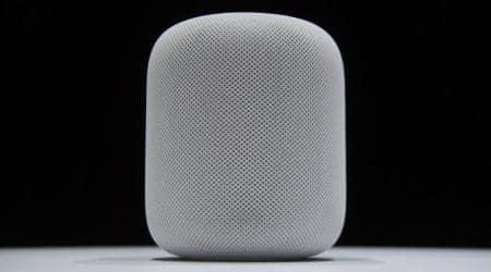 Apple HomePod, Amazon Echo, virtual assistant, digital speakers, Amazon Alexa, Siri, App Store, Google Home Mini, Google Assistant, Bose, JBL, Google Home Max, iPhone apps, e-commerce