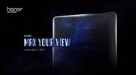 Honor V10 could launch on December 5, company sends invites for event