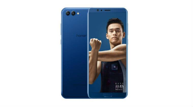 Huawei Honor V10 with bezel-less display and Face Unlock launched