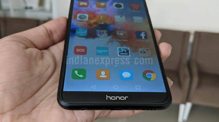 Honor 7X Android Nougat OS