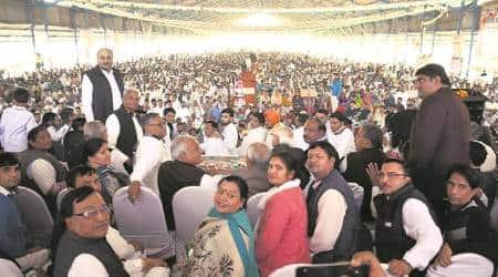 Caste Rallies in Haryana: Khattar govt doesn't feel pain of poor, says former CM Hooda at DalitPanchayat