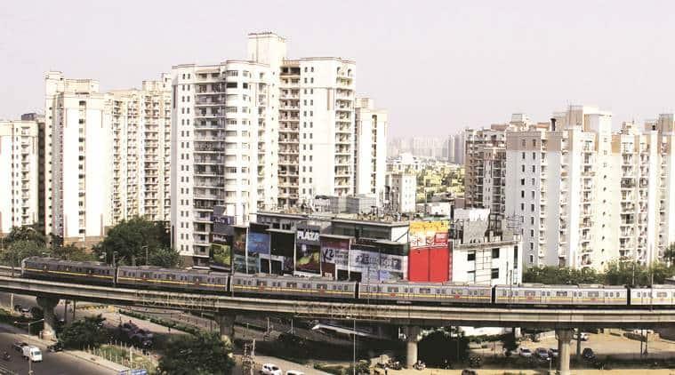 real estate, real estate market, housing projects, gurgaon housing, building developers, RERA. HUDA, Haryana Urban Development Authority , under construction flats,