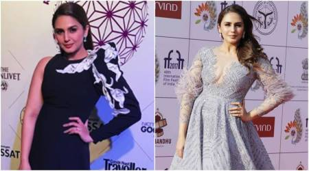 Huma Qureshi stole the show in these edgy gowns and we are more than thrilled; see pics