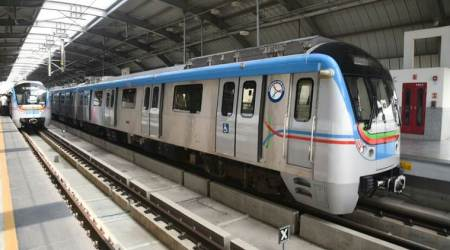 Snag hits Hyderabad's red line metro, services briefly disrupted