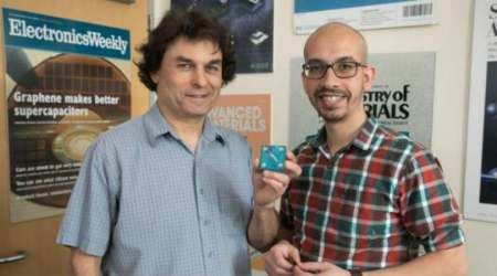 Device created to store solar energy, run hydrogen fuel cellcars