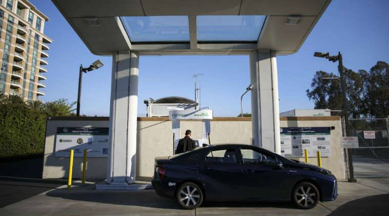Toyota builds on hydrogen fuel cell tech, as automakers back