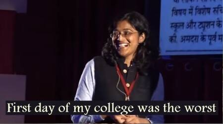 VIDEO: This IAS officer's inspiring story on struggling with English and succeeding is a must-watch