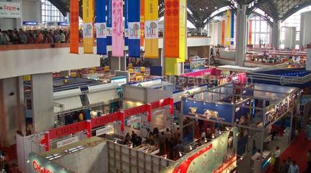 india international trade fair, iitf, pragati maidan, new delhi, india