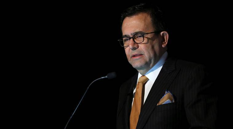 Mexican Economy Minister Ildefonso Guajardo