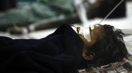 Nearly 100 children fall ill in UP: Principal suspended, FIR against foodsupplier