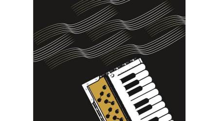 Raga Durga,harmonium of German reeds,Gained in Translation,Manglesh Dabral, Indian Express
