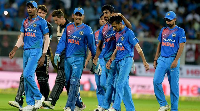 India vs new Zealand, 3rd T20I, Ind vs NZ, Virat Kohli, MS Dhoni, Jasprit Bumrah, Bhuvneshwar Kumar, Mitchell Santner, Colin Munro, Kane Williamson, sports news, cricket, Indian Express