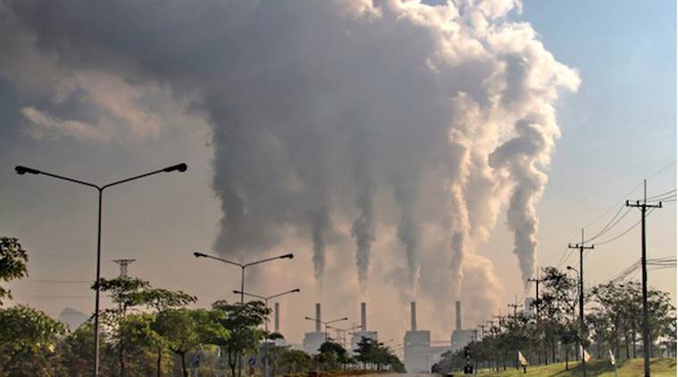 Carbon emissions back on the rise