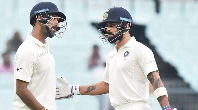 India vs Sri Lanka, Sourav Ganguly, Suranga Lakmal, Virat Kohli, sports news, cricket, Indian Express