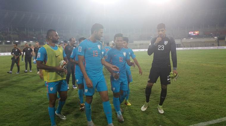 India held to 2-2 draw by Myanmar in AFC Asian Cup Qualifiers