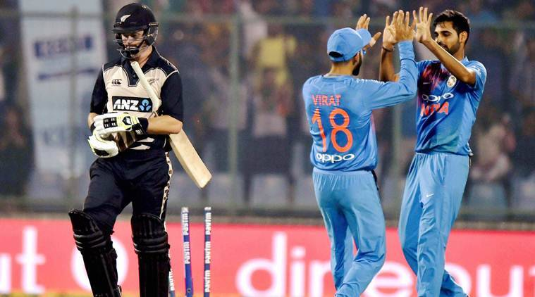 India vs New Zealand 1st T20 Stats: India record first win against