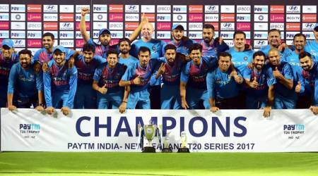 India bowlers help clinch T20 decider against NewZealand