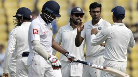 India vs Sri Lanka: India spin a web, Sri Lanka fall for it