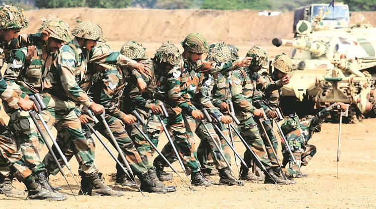 army corps, indian army, 237th raising day, cme, college of military engineering, lt michael mathews, indian express