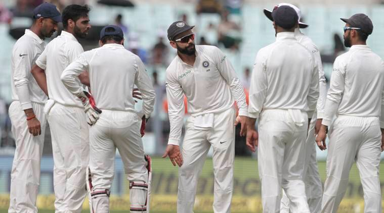 Indian Cricket Team Leaves For South Africa