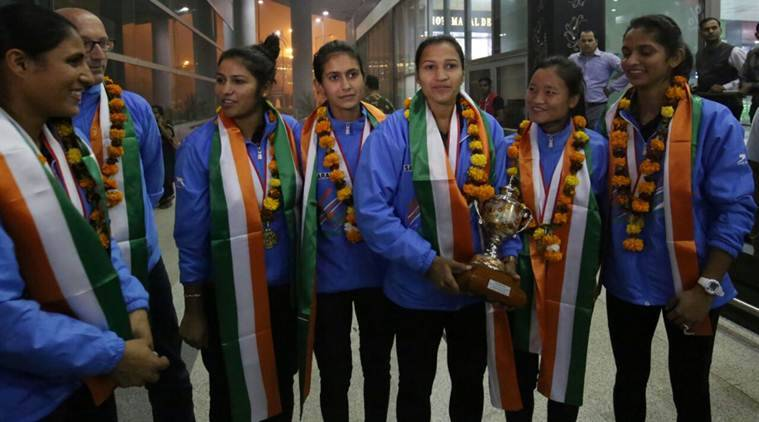 Indian women's hockey team, Asia Cup 2017, Harendra Singh, Harendra Singh India, Harendra Singh coach, sports news, hockey, Indian Express