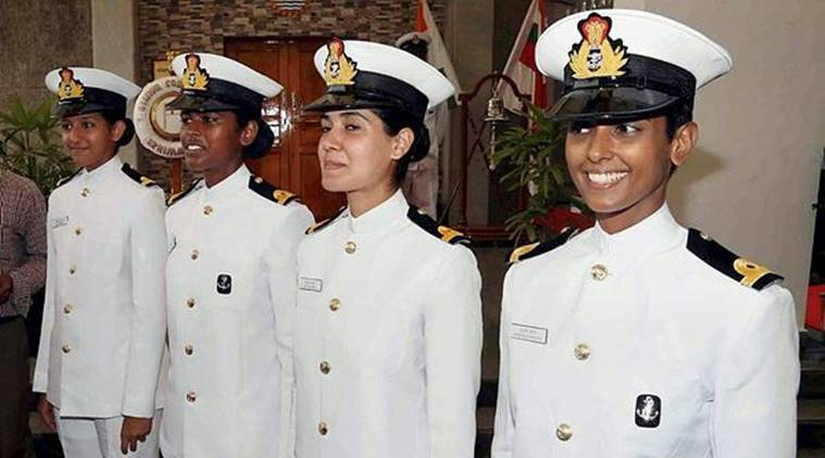 Indian Navy gets its first woman pilot